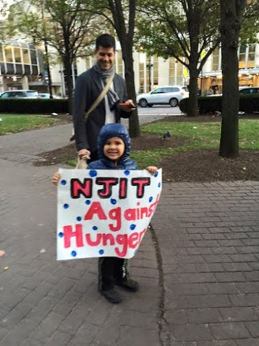 Diego NJIT Against Hunger