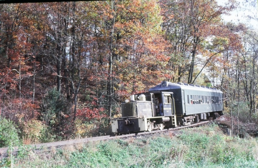 Stewartstown Railroad